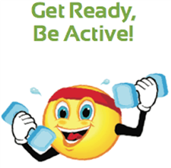 Day 1 of Virtual Active Week