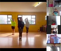 Student Videos Day 3 Virtual Active Challenge