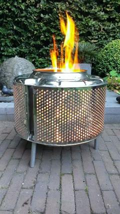 Mr Browns Home Made Fire Pit