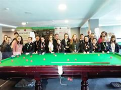 Sharkx Snooker Competition...