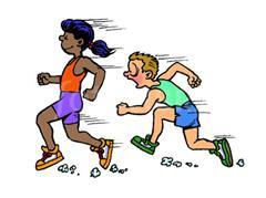 2nd and 3rd Year Mini Marathon
