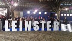 Leinster Vs Glasgow Warriors Rugby Match