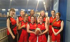 All Ireland Girls Basketball