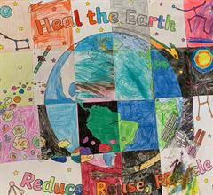 Ms Lorigans Primary Class Commitments for Earth Day